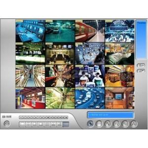GeoVision GV-NVR, IP software - 16 kamera