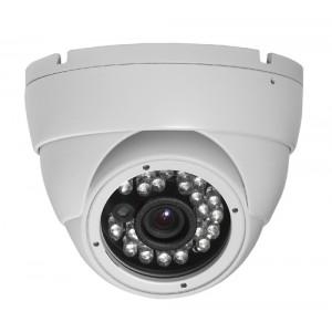 """1/3"""" Sony CCD Color Dome 480 TVL 3,6mm camera"""