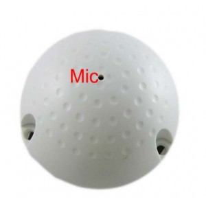 CCTV Microphone For CCTV Camera