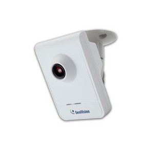 Geovision 2M H.264 WDR Advanced Cube IP Camera