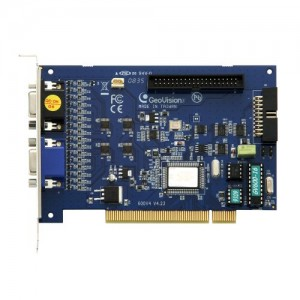 GeoVision GV-600-8 overvågningskort - PCI