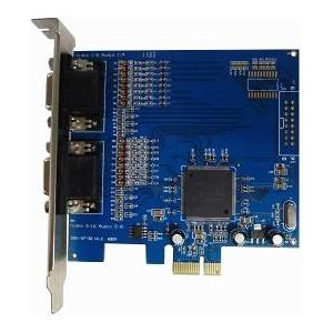 16ch PCIE dvr card NV6916AV-E