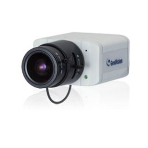 Geovision 1.3MP H.264 Super Low Lux WDR D/N Box Camera Varifocal Lens 2.8~12