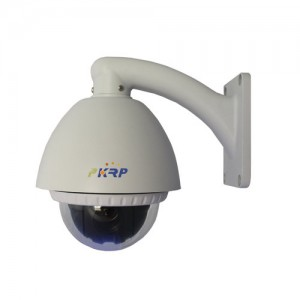3 MP Full HD Outdoor High Speed IP Dome PTZ Camera