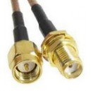3m Wi-Fi Antenna SMA Connector Extension Cable