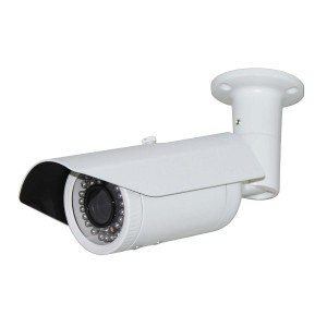 1/2.5''CMOS High-Resolution TI Da Vinci DSP IP dome camera - POE, 2.8~12mm lens