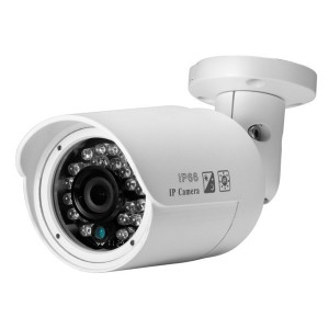 1.3 Megapixel IP Bullet Camera 3.6mm