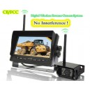 7 inches Digital wireless rearview system