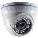 Vandalproof IR Dome Camera LIRDNTSHR 2.8-12 mm Zoom