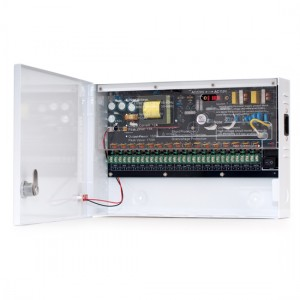 12V DC 12 Amp 16 channel CCTV Power Supply