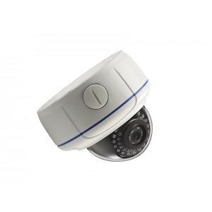 2 Megapixels ONVIFDome ip camera 6mm POE