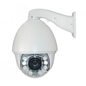 4'' High Speed Mini Dome PTZ IR Camera AHD 10X