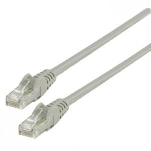 UTP CAT 6 netværkskabel 1.00 m grå