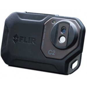 FLIR C2 /Flirc2 Pocket Sized Camera Digital Infrared Thermal Camera with MSX Image Thermography