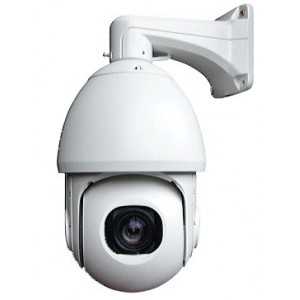 2.0 MP HD High Speed IP 1080p starlight PTZ Camera 18X Zoom H.265