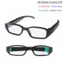 Eyewear Camera DVR, HD 1080P/30fps, TF Max 32G, Battery Recording Time 60mins, Video&Photo 16GB