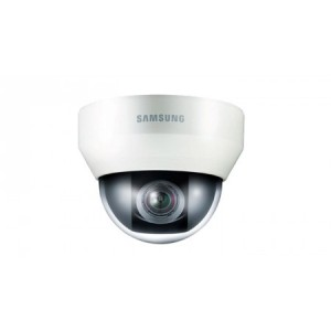 SAMSUNG DOME CAMERA IP POE
