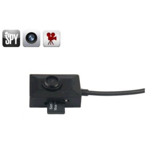 World's smallest surveillance cameras 8GB