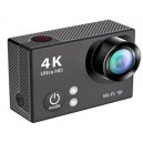 4K Video WiFi Waterproof Sport Camera Black 8 GB