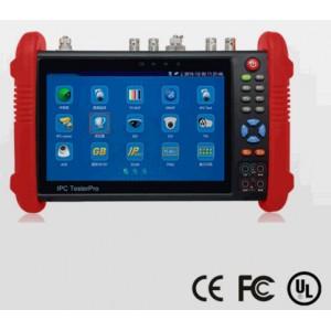 6 in 1 ip ahd cvi tvi sdi analog 7inch touch screen cctv camera tester