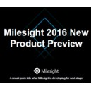 Milesight informationer nye modeller 2016