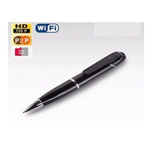1920 x 960P FULL HD Pen Spy Camera For Monitoring on Cell phone 16GB