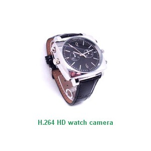 H.264 HD watch camera 16GB