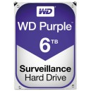 6TB WD Purple Surveillance Storage HDD