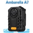 Full HD 1296P Video Body Worn Camera