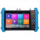 7 inch capacitive touch screen IP tester POE