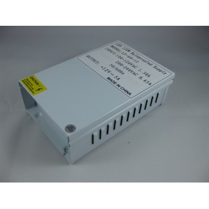 12V 5A Rainproof DC Switching Power Supply CCTV