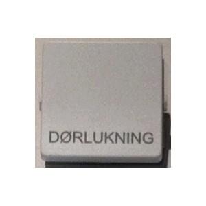 DØRHOLDEMAGNET SOL-602 VÆG 105 MM