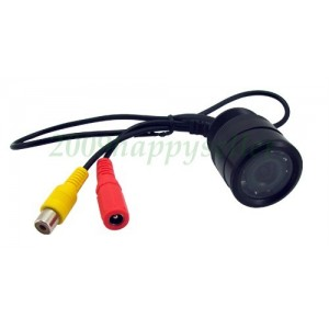 9 LED Night Vision Car Color Rear View Camera E-325