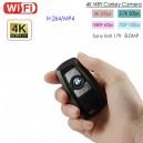 WIFI Carkey Camera, HD 4K/2.7K/1080P/720P,Max 120fps, App Control, TF Max128G, High Quality