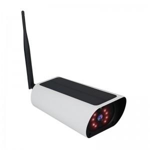 2 MP Night Vision Surveillance Outdoor HD CCTV Solar Wifi Camera