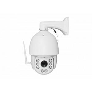 H.264 2.0MP WIFI HD IP IR High Speed Dome Camera 20x