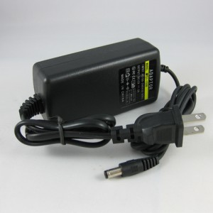DC12V 1A Power Supply Switch Adapter for CCTV Camera
