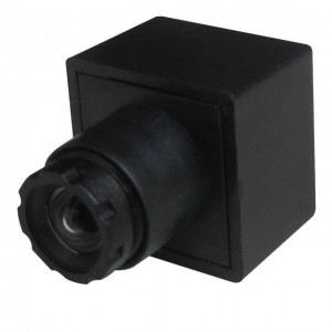 1/4 cmos mini camera with 360deg 480TVL